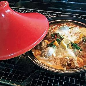 牛ミンチのタジン モロッコ料理Le Marrakech(ル・マラケシュ)