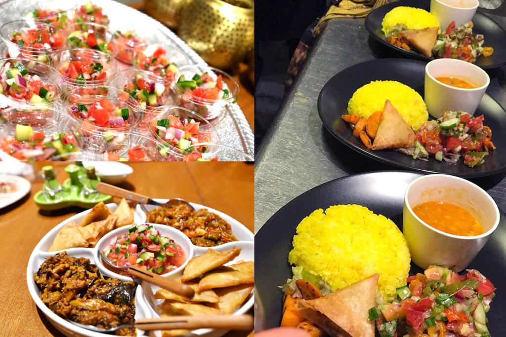 ランチコース モロッコ家庭料理専門店 Le Marrakech(ル・マラケシュ)