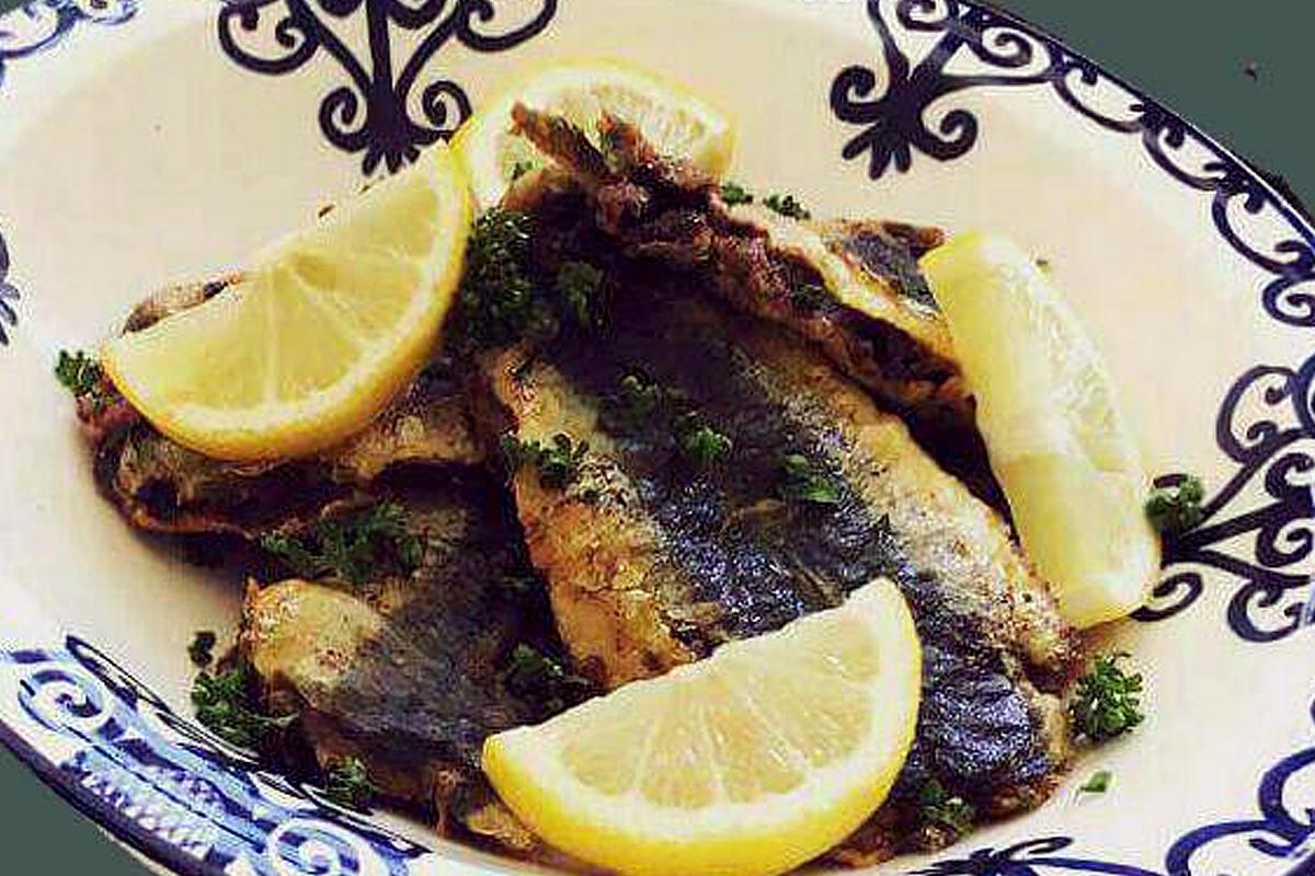 イワシのスパイス揚げ モロッコ家庭料理専門店 Le Marrakech(ル・マラケシュ)