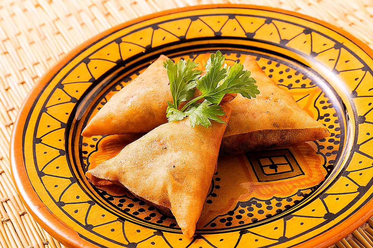 チキンブリワット モロッコ家庭料理専門店 Le Marrakech(ル・マラケシュ)