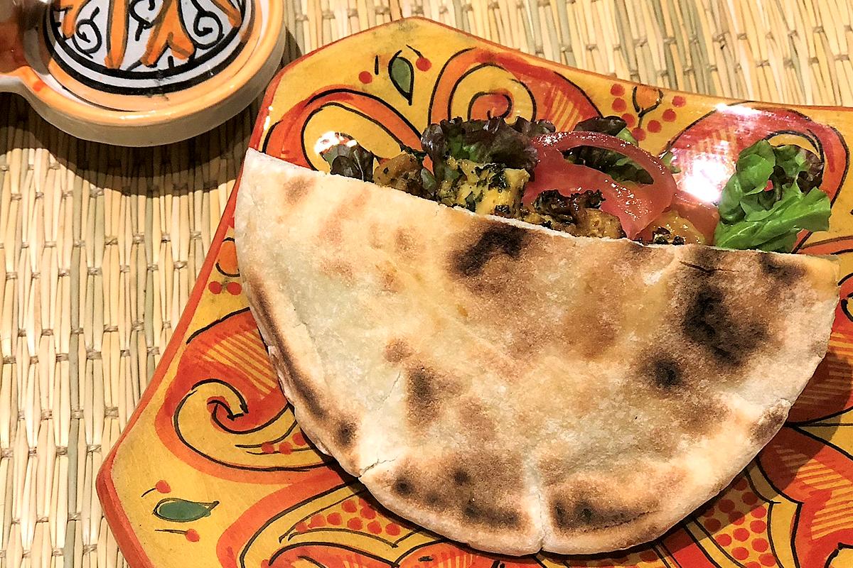 チキンサンド モロッコ料理Le Marrakech(ル・マラケシュ)