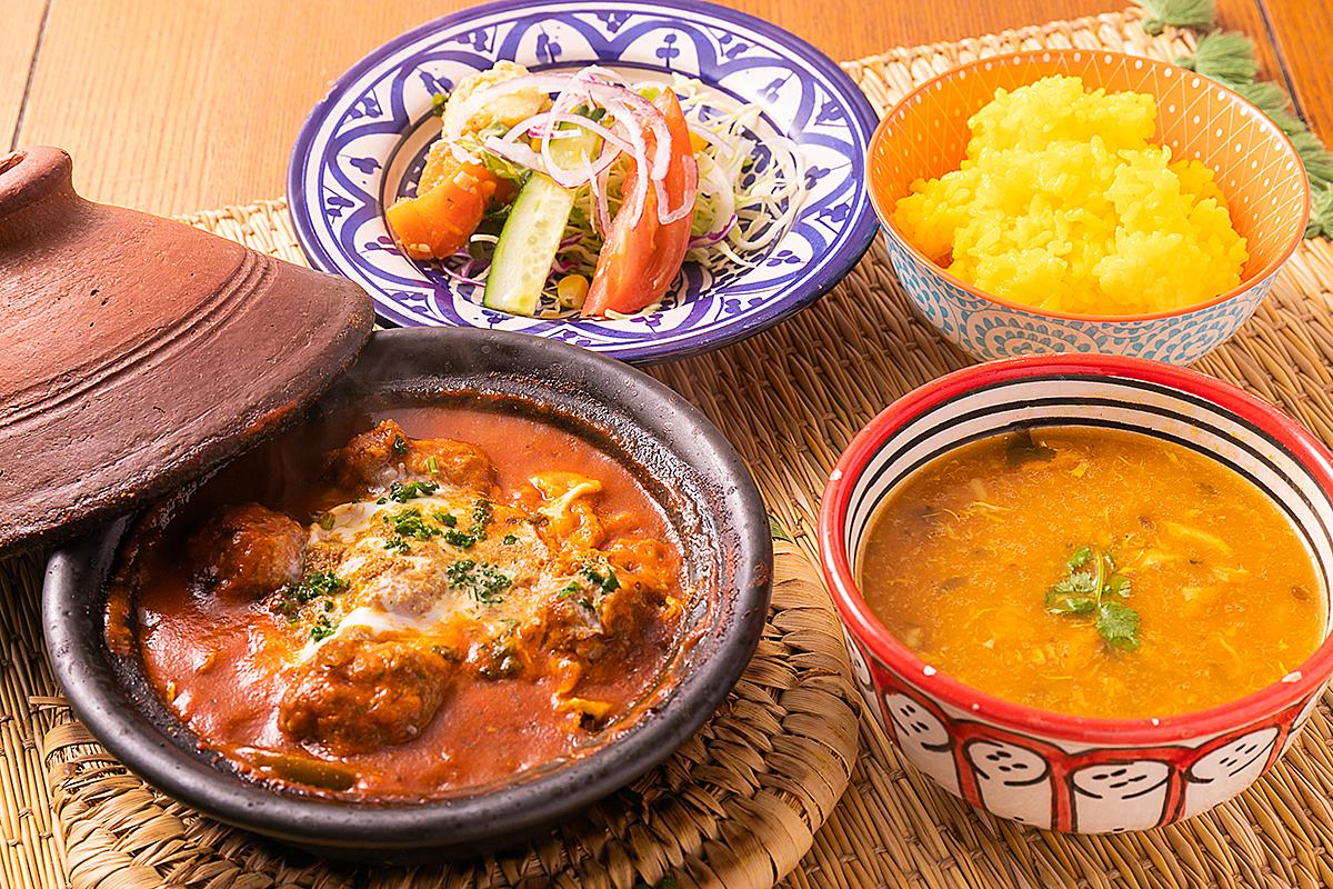 アイシャランチ モロッコ家庭料理専門店 Le Marrakech(ル・マラケシュ)