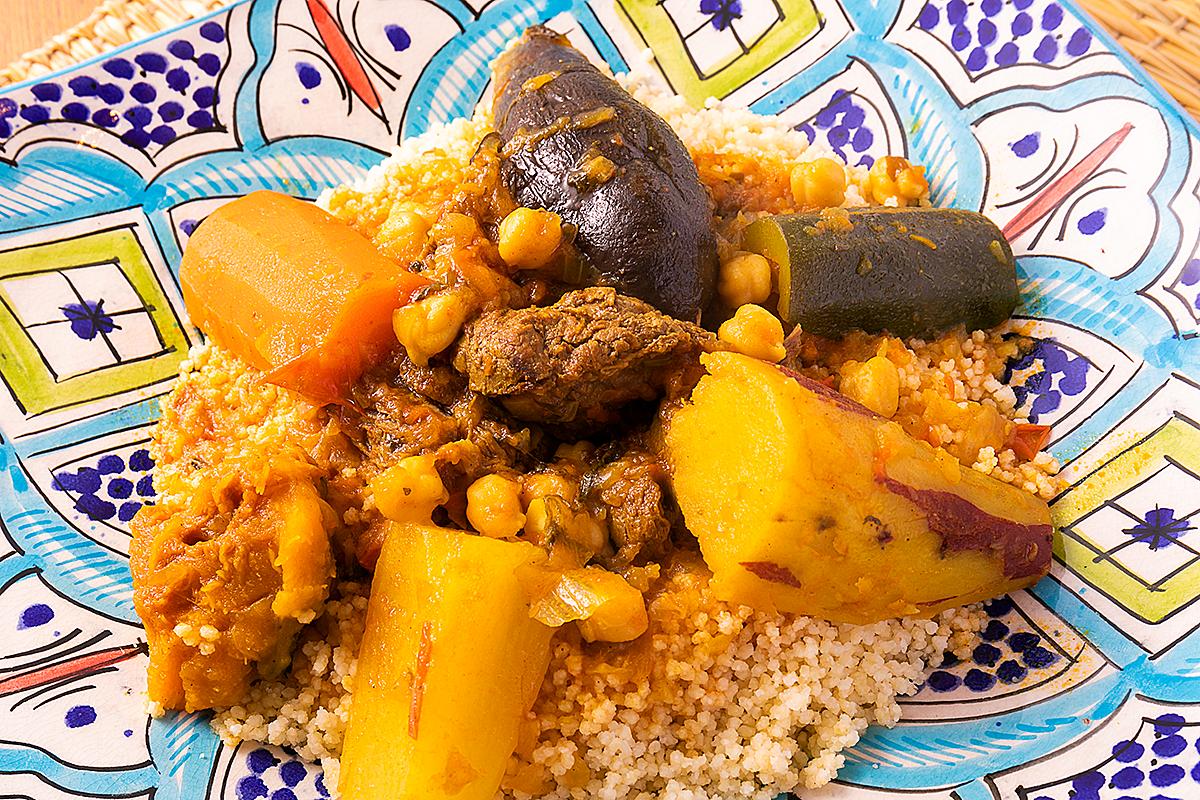 ラムのクスクス モロッコ家庭料理専門店 Le Marrakech(ル・マラケシュ)