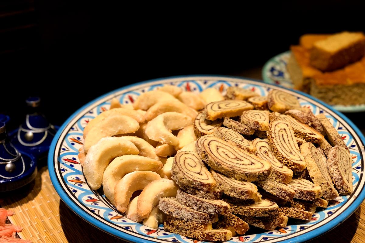 期間限定 その他モロッコの焼き菓子 モロッコ料理Le Marrakech(ル・マラケシュ)