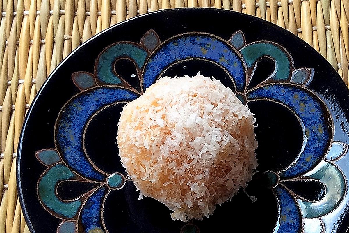 ココナッツのケーキ 1個 モロッコ家庭料理専門店 Le Marrakech(ル・マラケシュ)