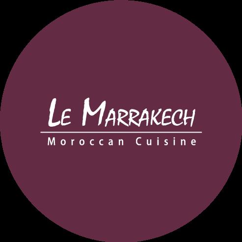 ロゴ Moroccan Cuisine モロッコ家庭料理専門店 Le Marrakech(ル・マラケシュ)